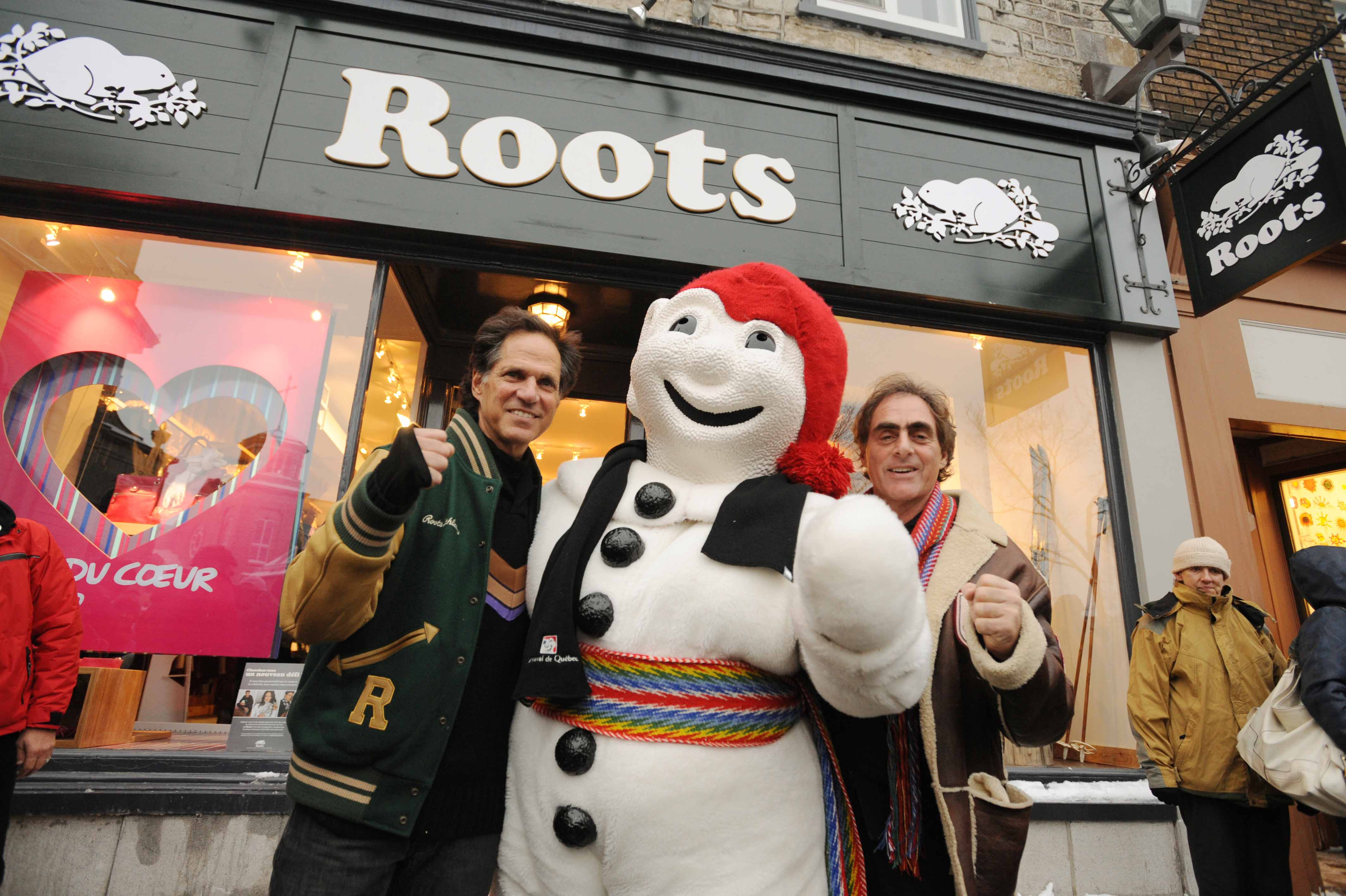 Roots Opens New Store in Quebec City