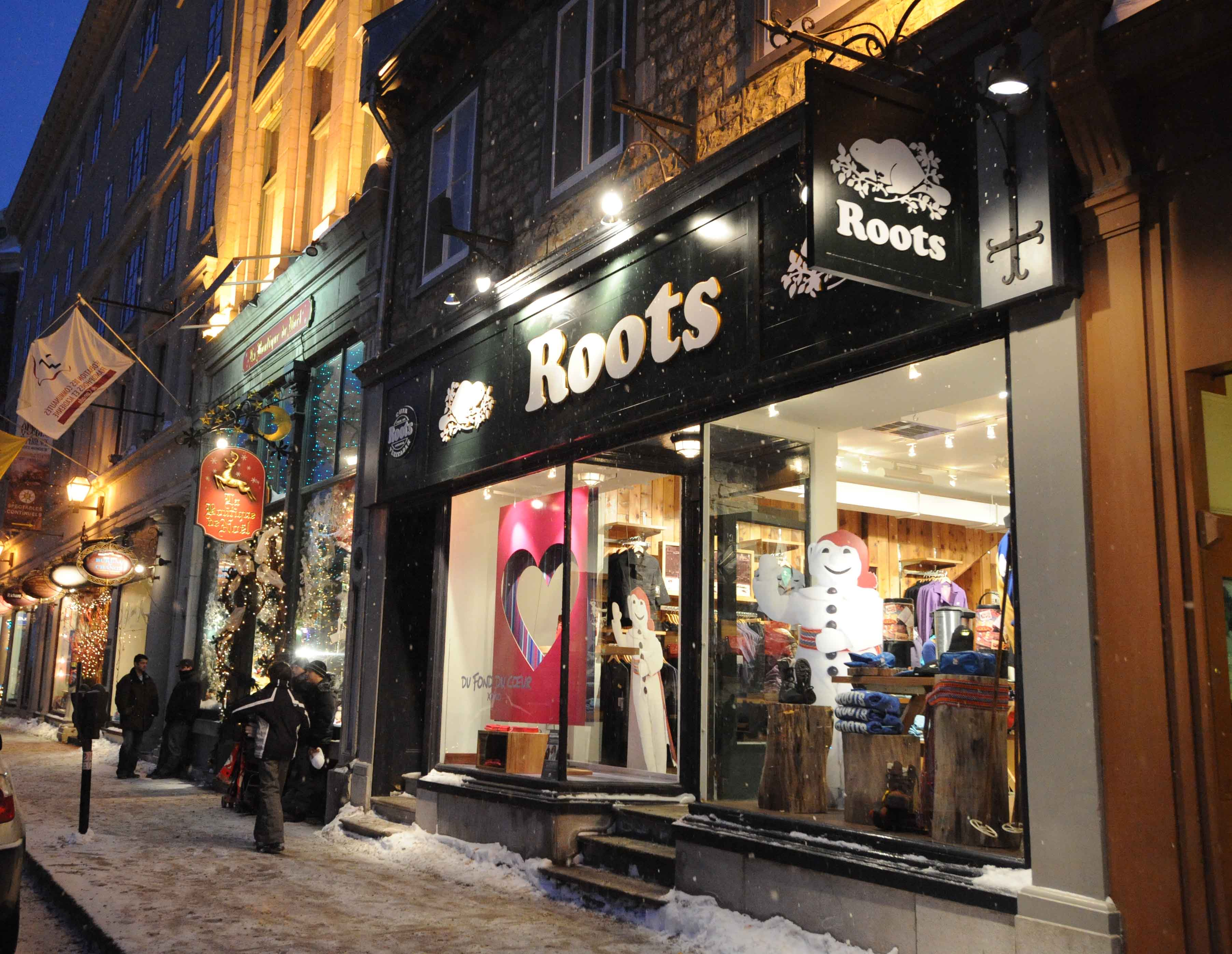 Image of new Quebec City store